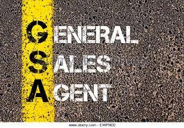 general sales agent gsa